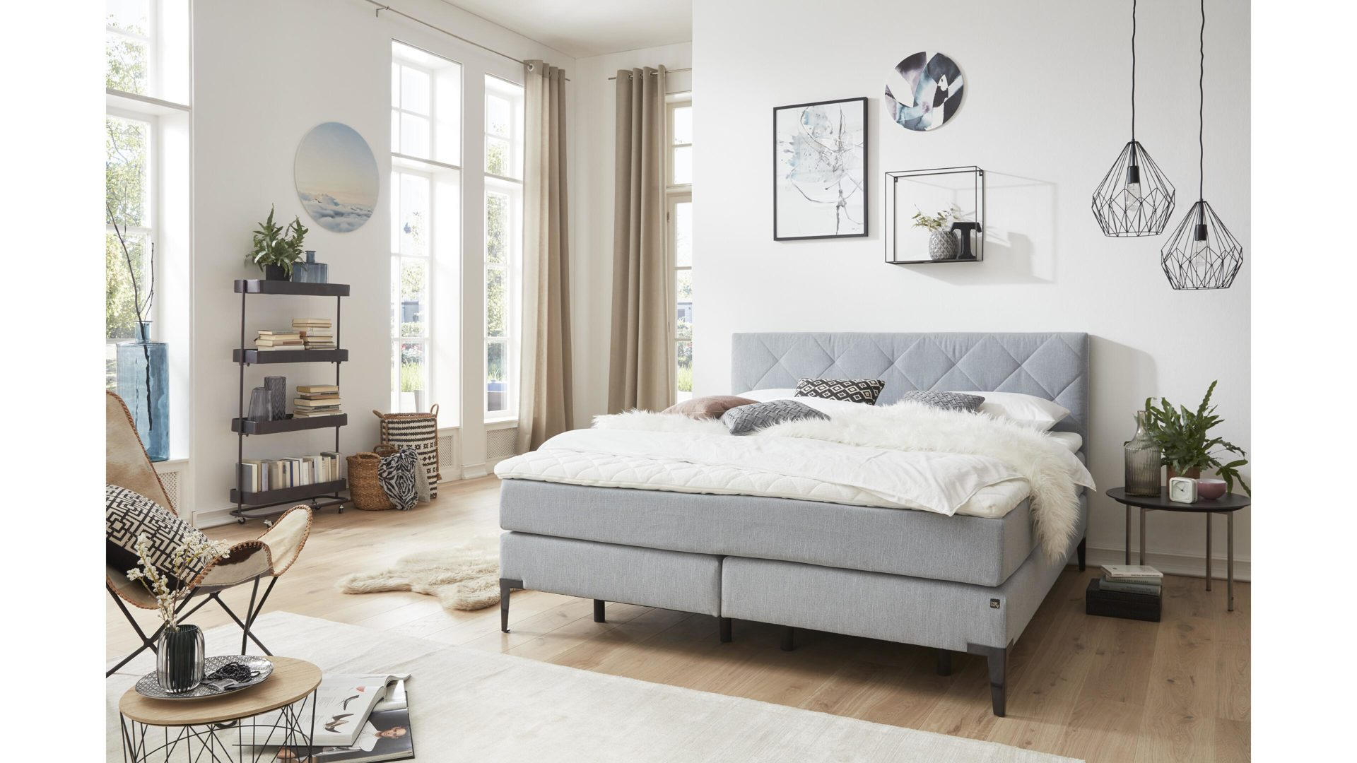 Mobel Bock Raume Schlafzimmer Betten Interliving Interliving