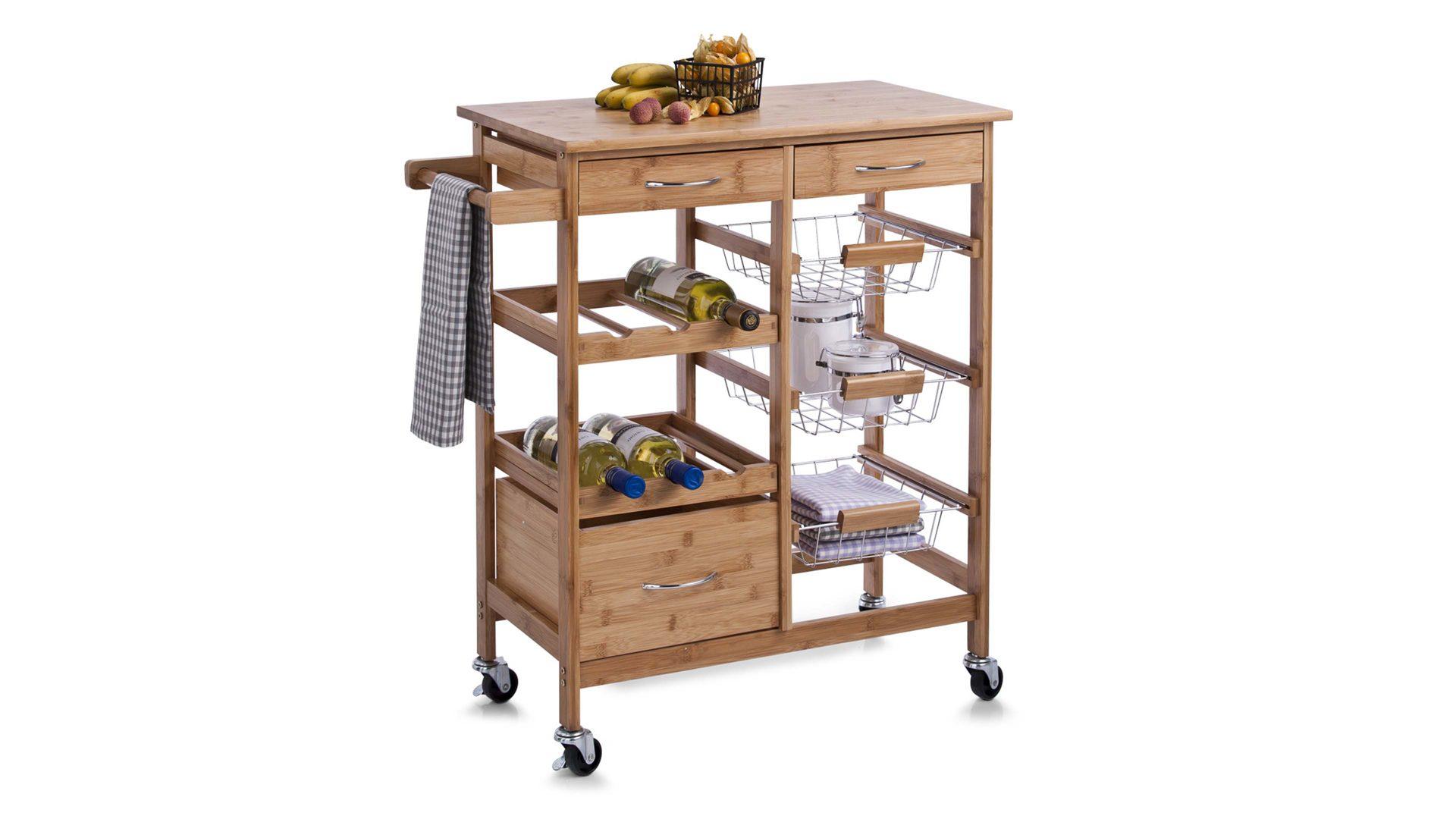 Möbel Böck, Räume, Küche, Küchenrollwagen, Küchenbar ...